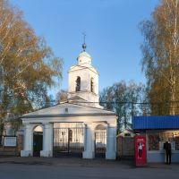 Михаило-Архангельский храм в селе Иглино, Иглино