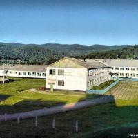 Школа №3 (№24), п.Инзер. (Самая лучшая :)), Инзер