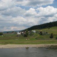 Жылища аборигенов на реке Малый Инзер., Инзер