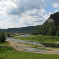 Река Большой Инзер., Инзер