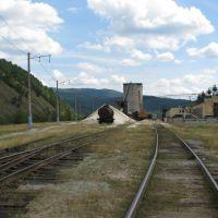 На станции Инзер., Инзер