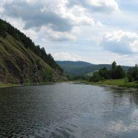 Река Малый Инзер., Инзер