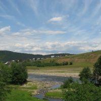 Река Малый Инзер. июль 2009., Инзер