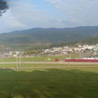 Панорама с г. Любви, Инзер