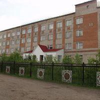 районая больница, Исянгулово