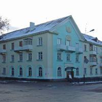 Дом на Ленина, Ишимбай