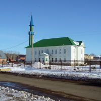 Мечеть, Ишимбай