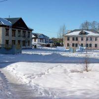 Двор, Ишимбай