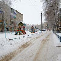 Двор ул.Мира, 4, Ишимбай