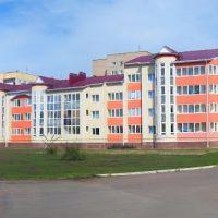 Здание, Ишимбай