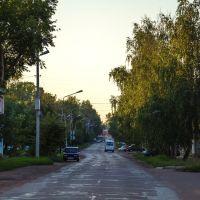 улица Советская, Ишимбай