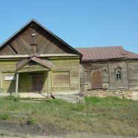 Церковь в  Кананикольском, Кананикольское