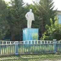 Памятник Ленину перед Домом культуры, Кананикольское