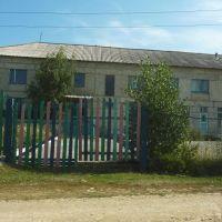 Школьный двор, Кананикольское