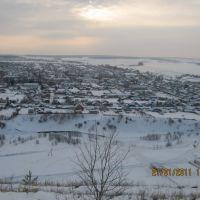 Киргиз-Мияки зимой, Киргиз-Мияки