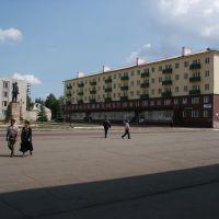 Площадь Ленина, Кумертау