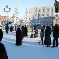 Кумертау, Новый Год, 2005, Кумертау