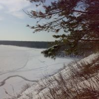 Река, Кушнаренково