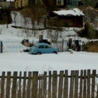 The ancient car, Кушнаренково