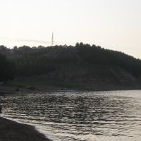 The Agidel River (beach), Кушнаренково