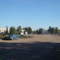 центр, Кушнаренково