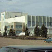 центр 2, Кушнаренково