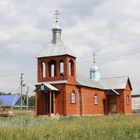Храм в Кушнаренково, Кушнаренково