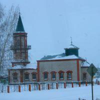 Мечеть у Кушнаренково ,лютий 2013, Кушнаренково