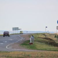 Мелеуз дорога на Оренбург, Мелеуз