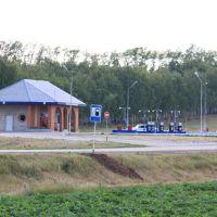 Мелеуз дорога в Фёдоровку, Мелеуз