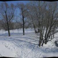 Панорама с моста р.Мелеузка, Мелеуз