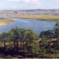Река Ай, Месягутово