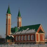 Мечеть с. Маково, Мраково