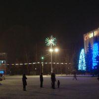 Площадь, Нефтекамск