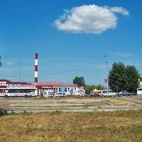 Вокзал, Нефтекамск