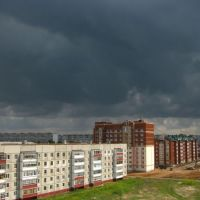 going to rain (дождь собирается), Нефтекамск