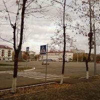 Lenin square, Нефтекамск