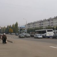 На улице города, Нефтекамск