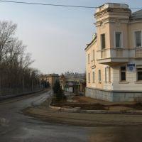 Угол улиц Островского и Салавата Батыра, Октябрьский
