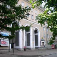 Кинотеатр, Октябрьский