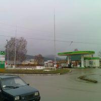 Туманная Нарыш-тау (2), Октябрьский