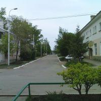 Начало ул. Куйбышева, Октябрьский
