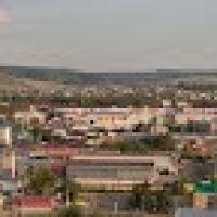Панорама Октябрьского, Октябрьский