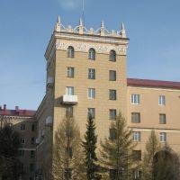 Площадь г. Октябрьский, Октябрьский
