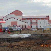 Районная поликлиника, Раевский