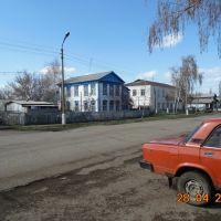 Старая аптека ул.Ленина, Раевский