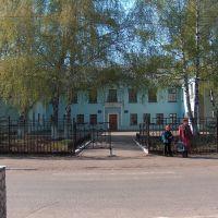 гимназия№1 (школа №6) ул. Матросова, Салават