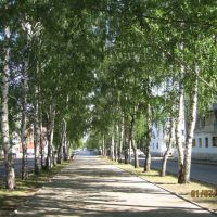 Проспект Нефтянников, Салават