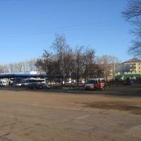 Автовокзал, Салават