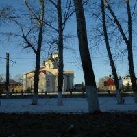 Церковь, Салават